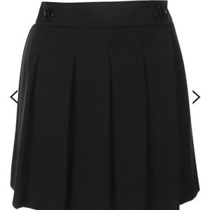 Top shop Buttoned Mini Skirt Kilt